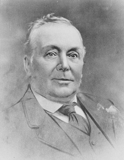 19 Bruce Draper, the pioneer of Arthurs Creek