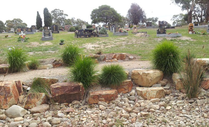 cemetery kangaroo ground