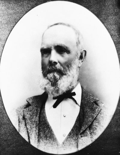 20 Charles Wingrove the shires first Secretary