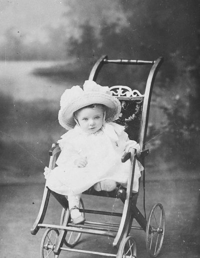 29 Cameron Daughter in Pram