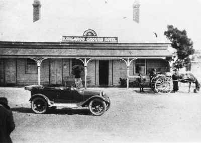 Second Kangaroo Ground Hotel, c. 1930s
