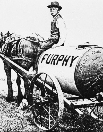 38 The Furphy Water Cart