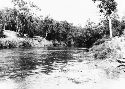 40 Yarra River at K.G. c. 1960s