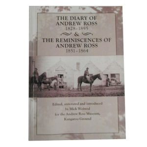 diary of andrew ross