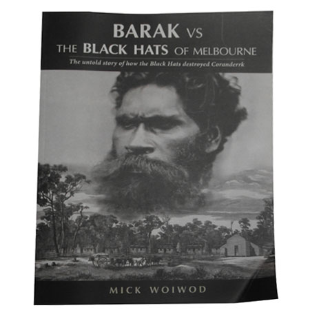 barak vs the black hats of melbourne