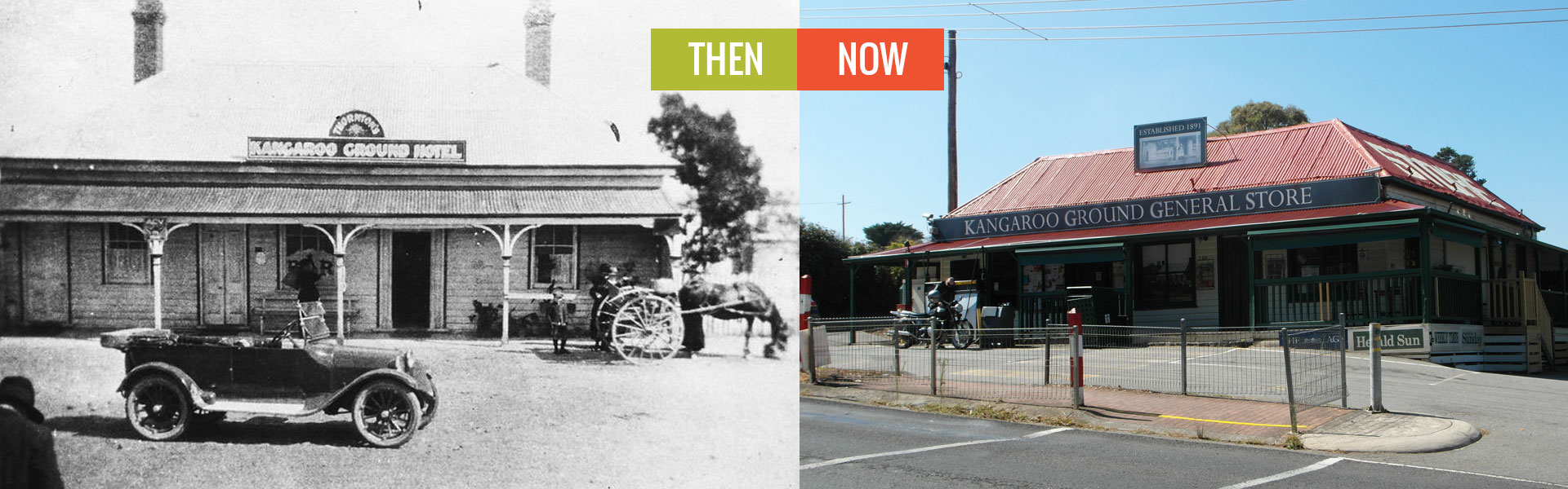 kangaroo ground store history