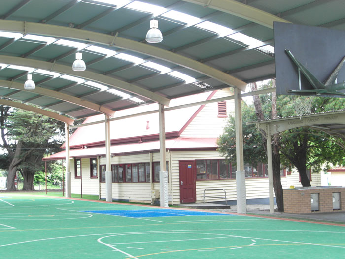 kangaroo ground school